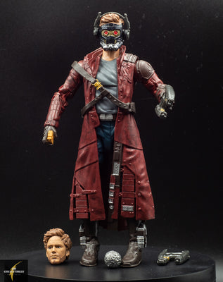 2014 Marvel Guardians of The Galaxy Star-Lord Action Figure - Loose