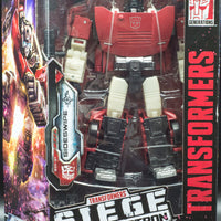2018 Transformers Generations War for Cybertron Siege Deluxe Class Sideswipe - Action Figure