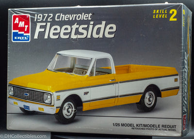 AMT ERTL 1972 Chevrolet Fleetside Model Kit