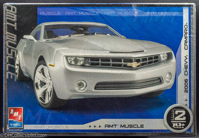 2006 AMT ERTL Chevy Camaro Model Kit New