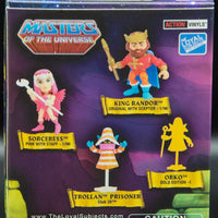 2018 The Loyal Subjects Masters of the Universe Ram-Man Action Figure