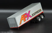 USED Aurora HO AFX Express Semi Trailer Slot Car