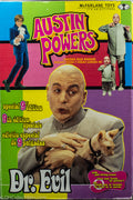 "1999 McFarlane Toys Austin Powers Special 9"" Edition Dr Evil with Sound - Action Figure"