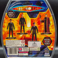 1996 Doctor Who - The 11th Doctor - Action Figure