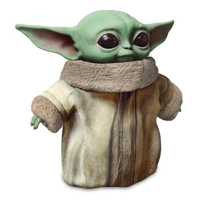 2020 Mattel Star Wars The Mandalorian The Child (Baby Yoda) 11 Inch Plush Figure