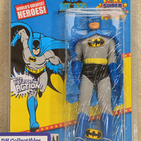 "Figures Toy Co - World's Greatest Heroes - Batman Super Powers Series 2 Action Figure 8"" Mego Retro"