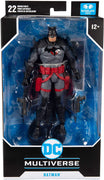 2020 McFarlane DC Multiverse Batman Flashpoint Action Figure