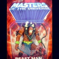 2001 Masters of the Universe Modern Series Beast Man -  Action Figure