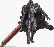 2019 Max Factory 410 Berserk Figma Guts: Berserker Armour version / Skull Edition Statue
