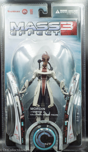 2012 Big Fish Toys BioWare Mass Effect 3 Mordin Series 2 Collector Action Figure