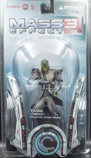 2012 Big Fish Toys BioWare Mass Effect 3 Thane Series 1 Collector Action Figure