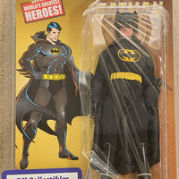Figures Toy Co Worlds Greatest Heroes Batman Mego Limited Edition Action Figure
