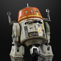 2018 Star Wars The Black Series Rebels Chopper (C1-10P) - Action Figure