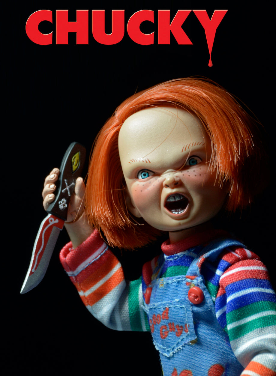 "2017 NECA Good Guys Child's Play Chucky 5.5"" Action Figure"