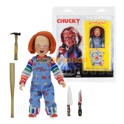 "2017 NECA Good Guys Chucky 5.5"" Action Figure"