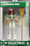 2017 DC Design Series Bombshells Mera - Action Figure