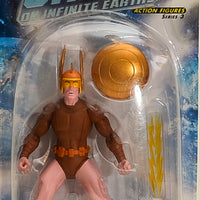 2006 Crisis On Infinite Earths Series 3: Weaponer Of Qward Action Figure