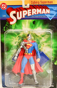 2003 DC Direct Series 1 Cyborg Superman RARE
