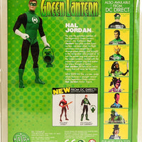 2002 DC Direct Green Lantern Corps Hal Jordan Action Figure
