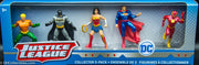 2019 Justice League Mini Figurine Collector 5 Pack
