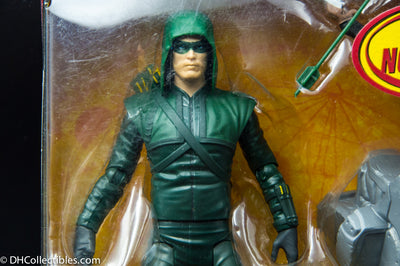 2015 DC Comics Multiverse Justice Buster Series The Arrow BAF- Action Figure