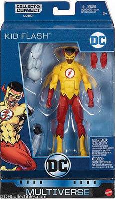 2019 DC Comics Multiverse Wave 10 Kid Flash 6 Inch Action Figure