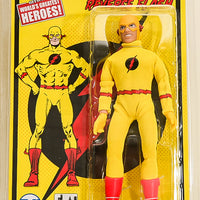 "2016 Figures Toy Co DC Comics Reverse Flash 8"" Mego Retro Action Figure"