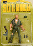 1999 DC Direct Our Fighting Forces SGT ROCK Action Figure