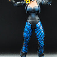 2008 DC Universe Classics Wave 9 Black Canary Action Figure - Loose