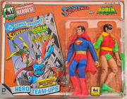 2014 DC Comics World's Greatest Heroes Two Pack - Superman and Robin Limited Edition Action Figures
