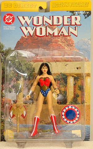 1999 DC Direct - Wonder Woman - Action Figure