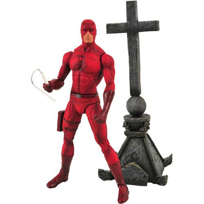Marvel Select Red Daredevil Action Figure