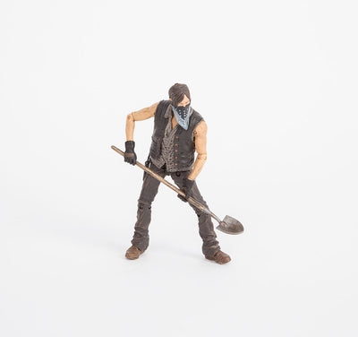 2015 McFarlane The Walking Dead Series 7 Grave Digger Daryl Dixon Action Figure
