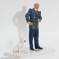 2006 McFarlane NHL Legends Series 3 Don Cherry with Blue Figure