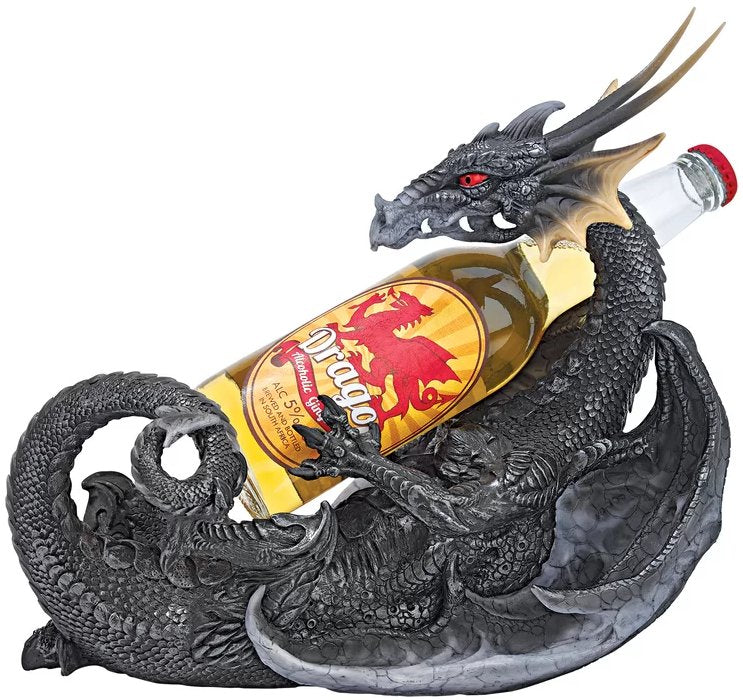 Madison Collection The Thirst Quencher Dragon Bottle Holder