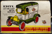 ERTL Diecast Bank 1913 Ford Model T Delivery Winn Dixie 1364 1:25 Scale Die Cast Metal - Limited Edition