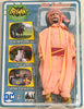 2017 Figures Toy Co - Batman Classic TV Series  - The Joker Masked Maharaja Variant Action Figure 8""