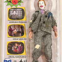 "2016 Figures Toy Co Batman Classic TV Series The Joker Goes To School Variant 8"" Limited Edition Action Figure"