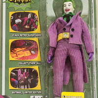 2015 Batman Classic TV Series Entertainment Earth Exclusive The Joker Utility Belt Variant 8 Inch Action Figure RARE