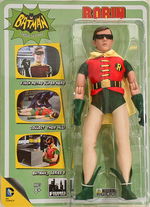 2014 Batman 1966 Classic TV Series 3 Robin Action Figure