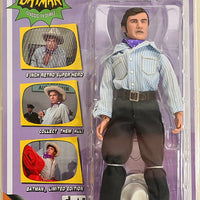 "2015 Figures Toy Co DC Comics Shame Prison Inmate Limited Edition 8"" Mego Retro Action Figure"