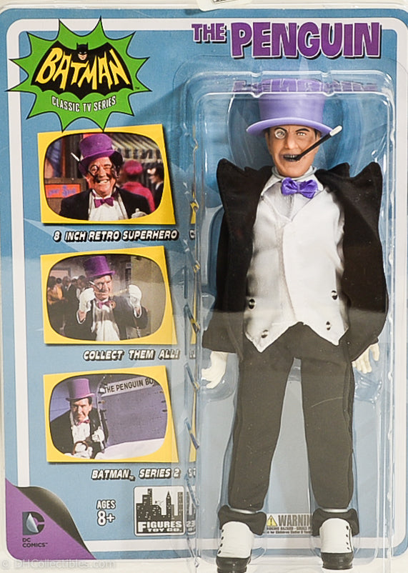 2014 Batman 1966 Classic TV Series 2 The Penguin Action Figure