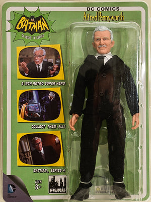 2015 Batman 1966 Classic TV Series 4 Alfred Pennyworth Action Figure