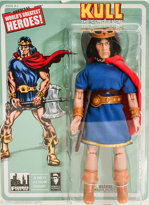 2014 World's Greatest Heroes! Series 1 Kull The Conqueror Action Figure