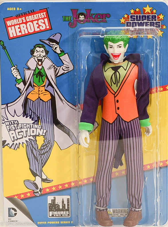 2014 Worlds Greatest Heroes! Super Powers Series 1 The Joker Action Figure