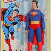 "2014 Superman Retro Series 1  Early Bird First Release Superman 8"" Action Figure"