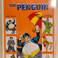 "2015 DC Comics Kresge Style Penguin 8"" Action Figure Limited Edition 0088 of 1000"