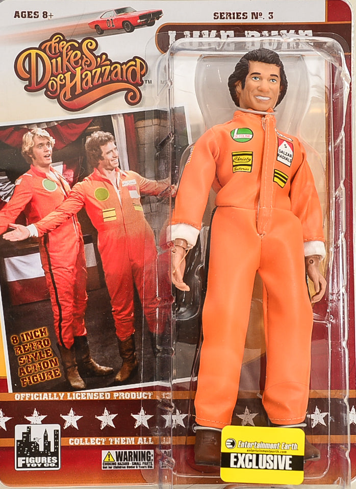 2015 Figures Toy Co Dukes of Hazzard Series 3 Luke Duke Action Figure