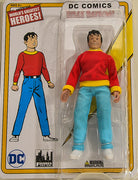 "2016 Figures Toy Co DC Comics Billy Batson 8"" Mego Retro Action Figure"