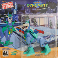 2017 Dynomutt Retro Action Figures Series Dynomutt Action Figure